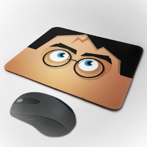 Mousepad Harry Potter - Minecraft
