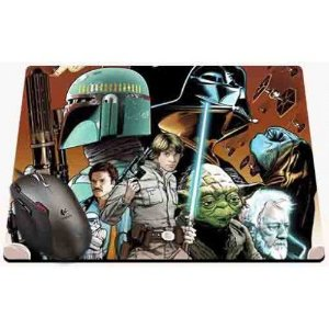 Mousepad Star Wars - Clássico