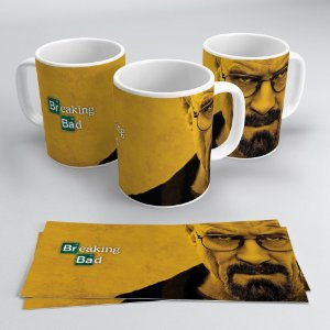 Caneca 300ml Breaking Bad