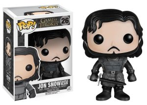 Funko Pop Game of Thrones - Jon Snow Castle Black