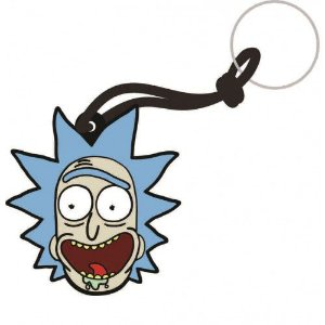 Chaveiro Rick & Morty - Rick