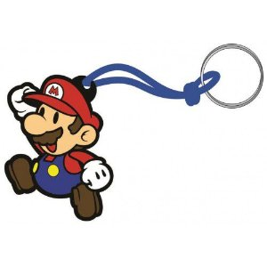 Chaveiro Super Mario - Mario