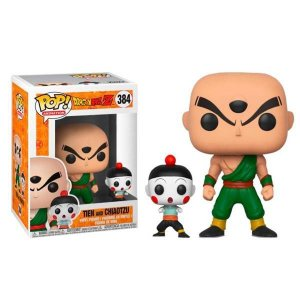Funko Pop Dragon Ball - Tenshinhan e Caos (384)