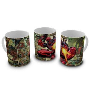 Caneca Deadpool - HQ Action