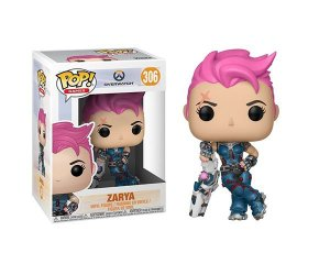 Funko Pop Overwatch - Zarya (306)