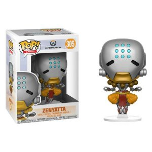 Funko Pop Overwatch - Zenyatta