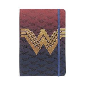 Caderno de Anotações Mulher Maravilha - Símbolo