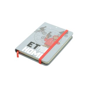 Caderno de Anotações E.T - Phone Home