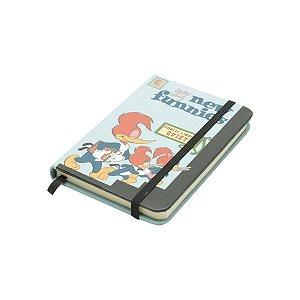 Caderno de Anotações Pica-Pau