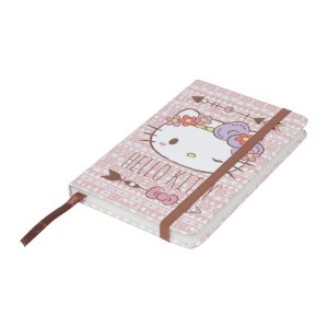 Caderno de Anotações Hello Kitty - Flecha