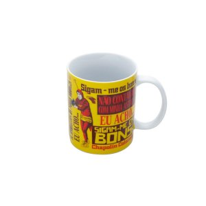 Caneca 300ml Chapolin - Frases