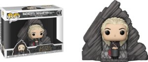 Funko Pop Game of Thrones 63 - Daenerys Targaryen on Dragonstone Throne