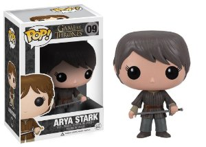 Funko  Pop Game of Thrones 09 - Arya Stark