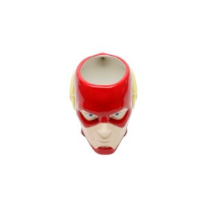Caneca 3D Flash - Rosto