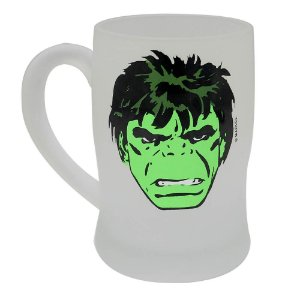 Caneca Fosca 400ml Marvel - Hulk