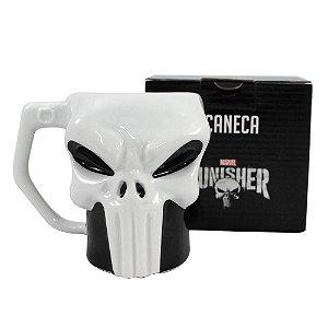 Caneca 3D Punisher - Caveira