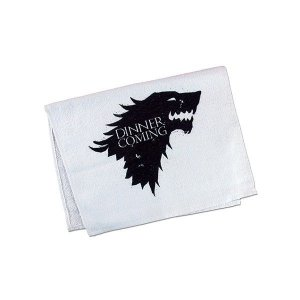 Toalha de Mão Game of Thrones - Dinner is Coming