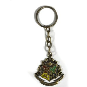 Chaveiro de Metal Harry Potter - Hogwarts
