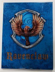 Placa de Metal 26x19 Harry Potter - Corvinal