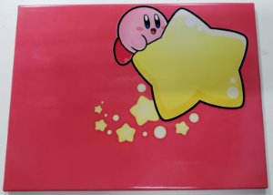 Placa de Metal 26x19 Kirby