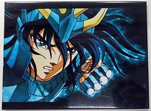 Placa de Metal 26x19 Cavaleiros do Zodíaco - Shiryu