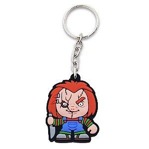 Chaveiro Brinquedo Assassino Chucky