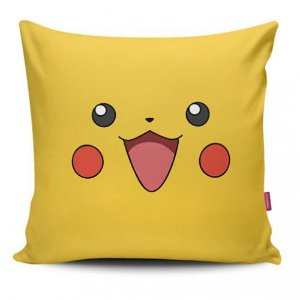 Almofada Pokemon - Pikachu