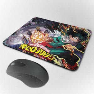 Mousepad Boku Hero Academy - Midoriya vs Tomura Shigaraki