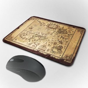 Mousepad Harry Potter - Wizard World
