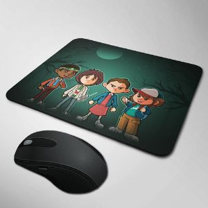 Mousepad Stranger Things - Cartoon