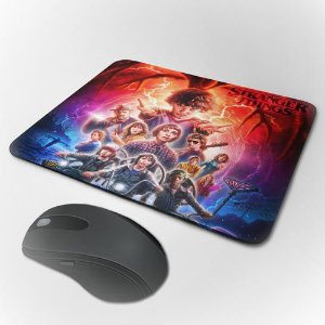 Mousepad Stranger Things - Turma