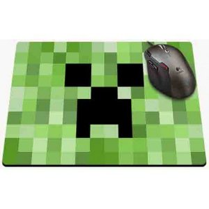 Mousepad Minecraft - Creeper