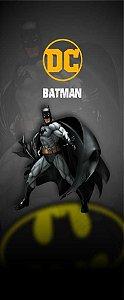 Quadro de Metal 26x11- Batman