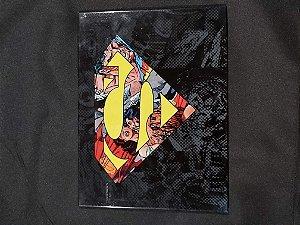 Quadro de Metal 26x19 Superman - Símbolo