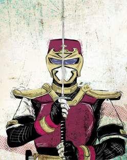 Quadro de Metal 26x19 Jiraiya: O Incrível Ninja