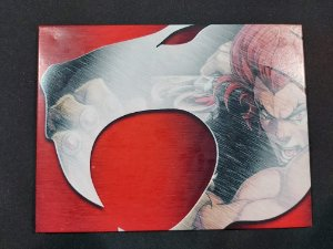 Quadro de Metal 26x19 Thunder Cats