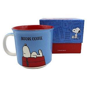 Caneca Tom 350ml Snoopy - Sob Controle