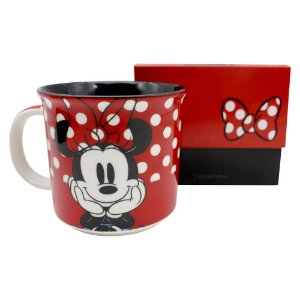 Caneca Tom 350ml Disney - Minnie
