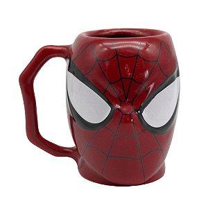 Caneca 3D Homem Aranha