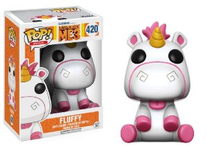 Funko Pop Meu Malvado Favorito - Fluffy (Exclusivo Universal Studios)