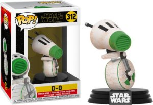 Funko Pop Star Wars - D-0 (312)