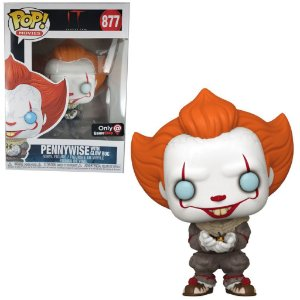 Funko Pop It - Pennywis With Glow Bug (877) (Exclusivo Game Stop)