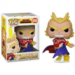 Funko Pop Boku no Hero Academy - Silver Age All Might