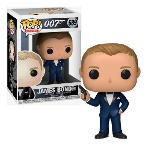 Funko Pop 007 - James Bond From Casino Royale