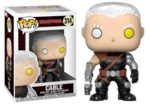 Funko Pop Deadpool - Cable (314)
