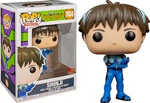 Funko Pop Neon Genesis Evangelion - Shinji (744)