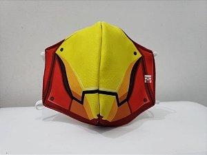 Máscara Marvel - Iron Man