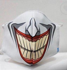 Máscara Coringa - Sorriso