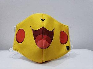 Máscara Pokémon - Pikachu