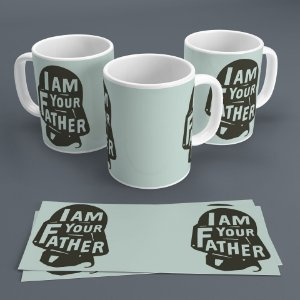 Caneca 300ml Star Wars - I Am Your Father